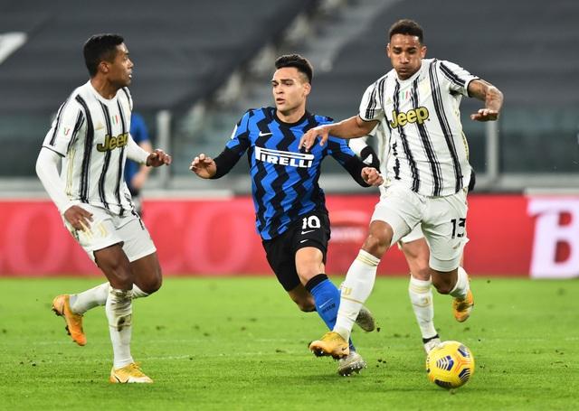 Nc247info tổng hợp: Vượt ải Inter Milan, Juventus tiến vào chung kết Coppa Italia