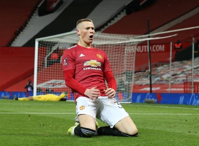 McTominay tỏa sáng đưa Man Utd vào tứ kết FA Cup - 2