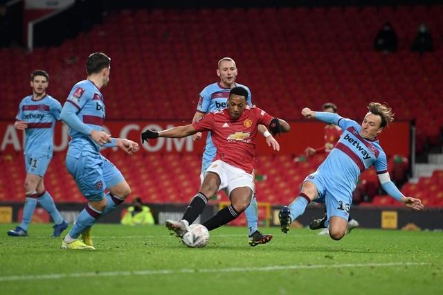McTominay tỏa sáng đưa Man Utd vào tứ kết FA Cup - 1