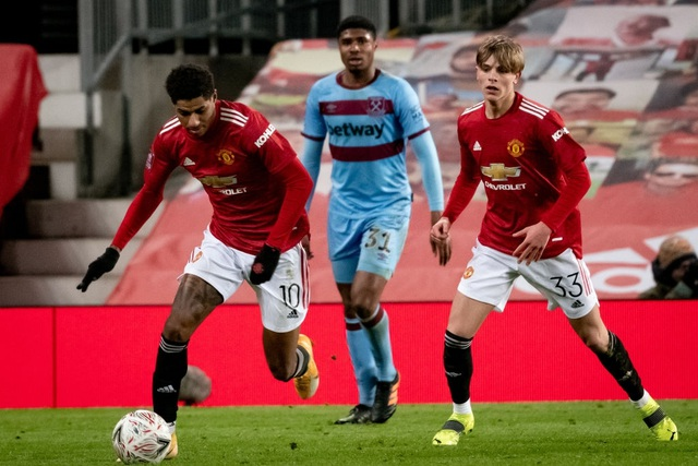 Những khoảnh khắc Man Utd vượt qua West Ham - 12