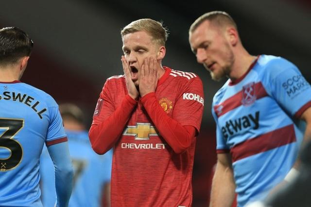 Những khoảnh khắc Man Utd vượt qua West Ham - 7