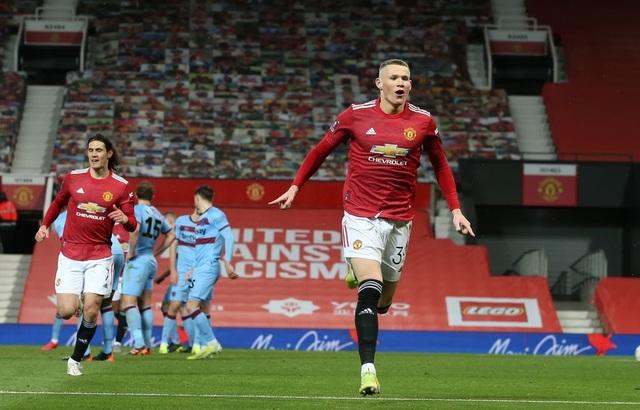 Những khoảnh khắc Man Utd vượt qua West Ham - 14
