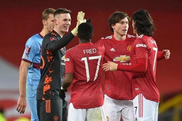Những khoảnh khắc Man Utd vượt qua West Ham - 16