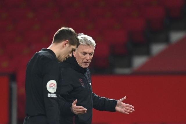 Những khoảnh khắc Man Utd vượt qua West Ham - 11