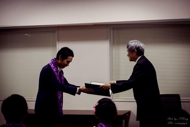 Quả cầu vàng Bách khoa HN: Muốn xây dựng cộng đồng phase field Việt Nam - 3