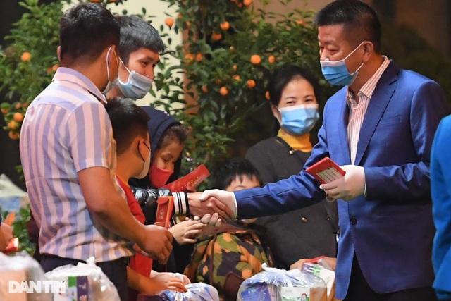 15 học sinh trường tiểu học Xuân Phương được về ăn Tết, cách ly tại nhà - 5