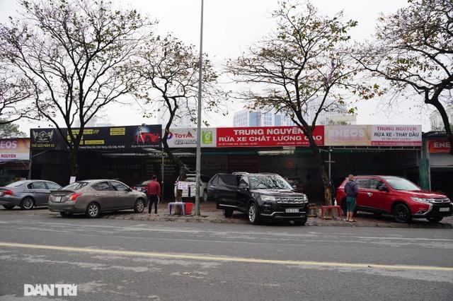 Dịch vụ rửa xe ở Hà Nội hốt bạc dịp Tết Nguyên đán, giá tăng cao gấp 4 lần - 1