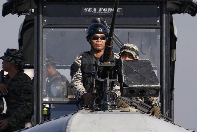 Lo ngại Trung Quốc, Philippines tăng cường hiện diện hải quân tại Biển Đông  - 1