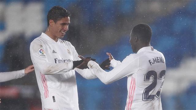 Đánh bại Getafe, Real Madrid chỉ còn kém Atletico 5 điểm - 5