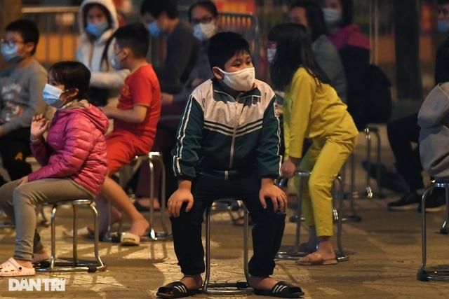 15 học sinh trường tiểu học Xuân Phương được về ăn Tết, cách ly tại nhà - 4