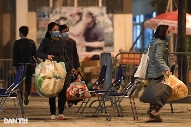 15 học sinh trường tiểu học Xuân Phương được về ăn Tết, cách ly tại nhà - 6
