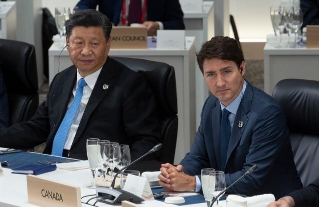 Tình báo Canada coi Trung Quốc là mối đe dọa nghiêm trọng - 1