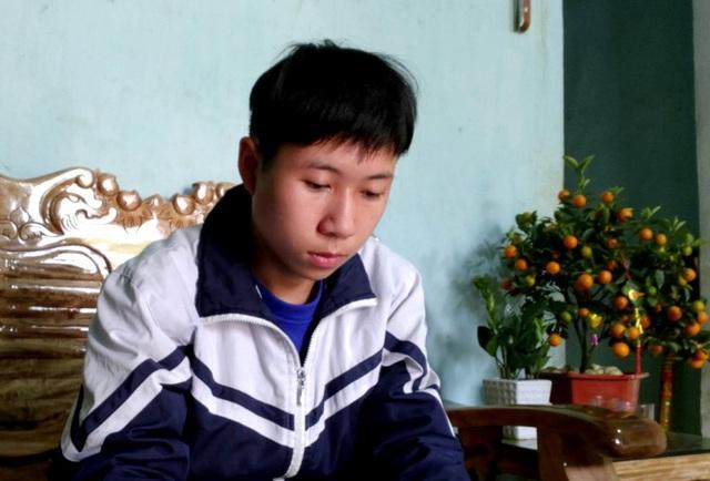 Khát vọng của nam sinh dân tộc Mường giành giải học sinh giỏi quốc gia - 1