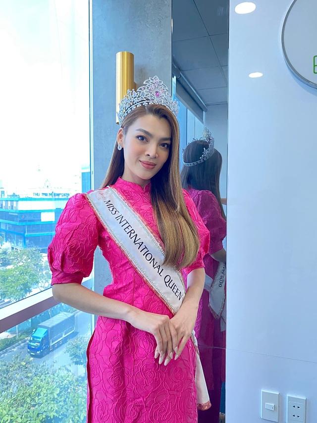 Hoa hậu Chuyển giới Trân Đài: Được làm con gái, có chết cũng mãn nguyện - 2