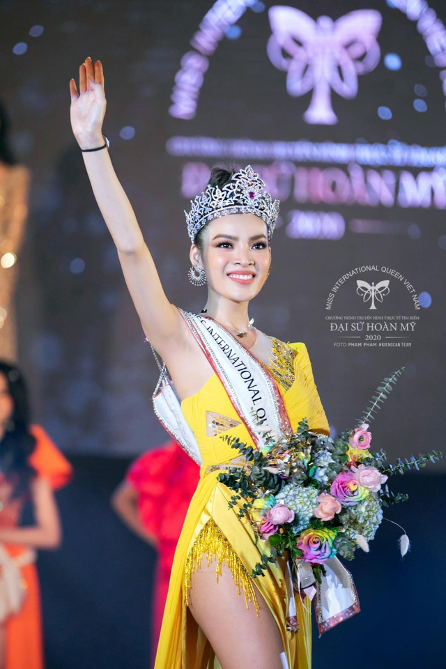 Hoa hậu Chuyển giới Trân Đài: Được làm con gái, có chết cũng mãn nguyện - 6