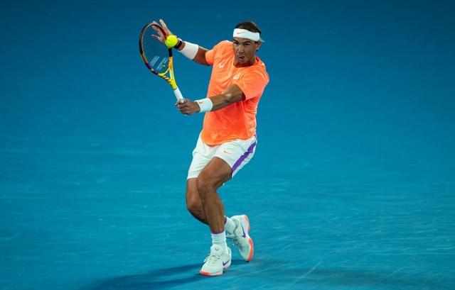 Australian Open: Nadal tiến nhanh qua thử thách thứ hai - 1