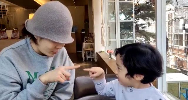 Cuộc sống yên bình của Chae Rim bên con trai sau ly hôn - 1