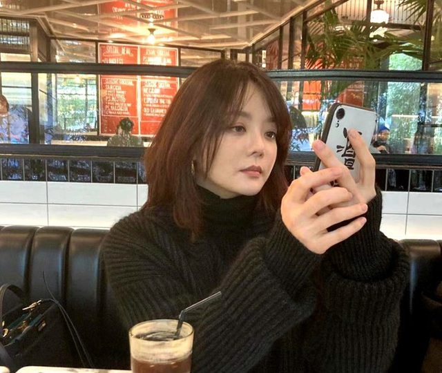 Cuộc sống yên bình của Chae Rim bên con trai sau ly hôn - 3