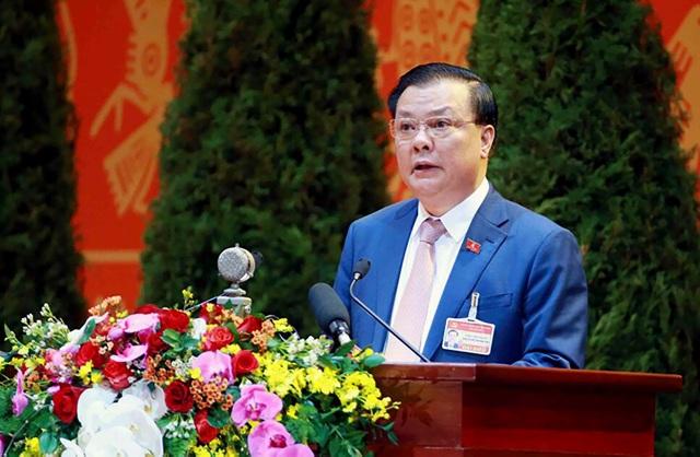 Bộ trưởng Bộ Tài chính được giới thiệu ứng cử Đại biểu Quốc hội khóa XV - 1