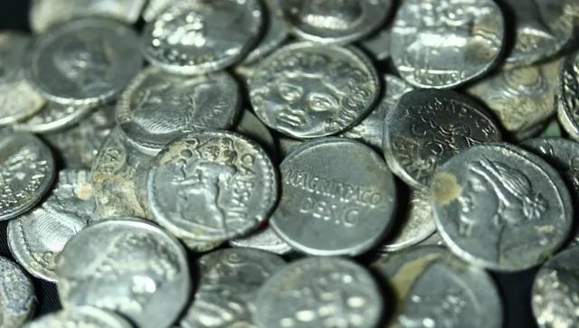 Có gì đặc biệt về 600 đồng tiền La Mã cổ được tìm thấy ở Thổ Nhĩ Kỳ? - 1