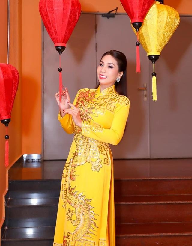 Sao Việt chúc Tết Nguyên Đán 2021 độc giả Dân trí - 4
