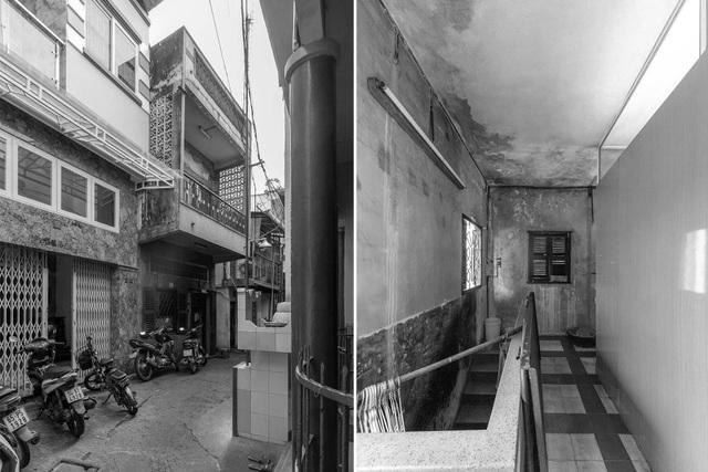 Nhà 50 tuổi cũ kỹ lột xác thành không gian sống vạn người mê ở Sài Gòn - 1