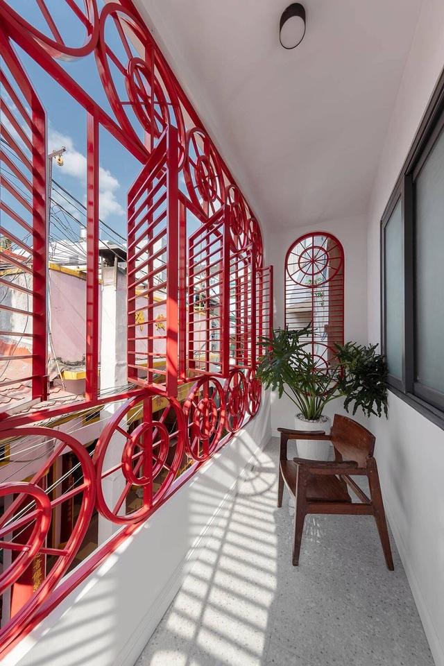 Nhà 50 tuổi cũ kỹ lột xác thành không gian sống vạn người mê ở Sài Gòn - 3