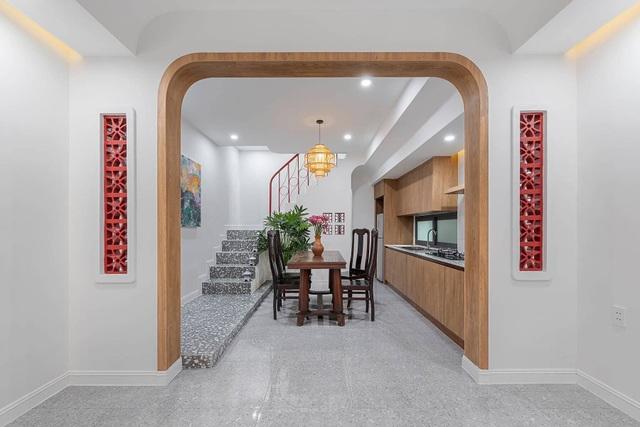 Nhà 50 tuổi cũ kỹ lột xác thành không gian sống vạn người mê ở Sài Gòn - 6