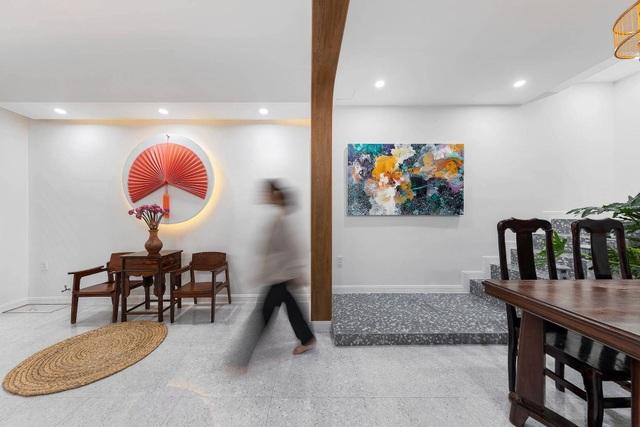 Nhà 50 tuổi cũ kỹ lột xác thành không gian sống vạn người mê ở Sài Gòn - 7
