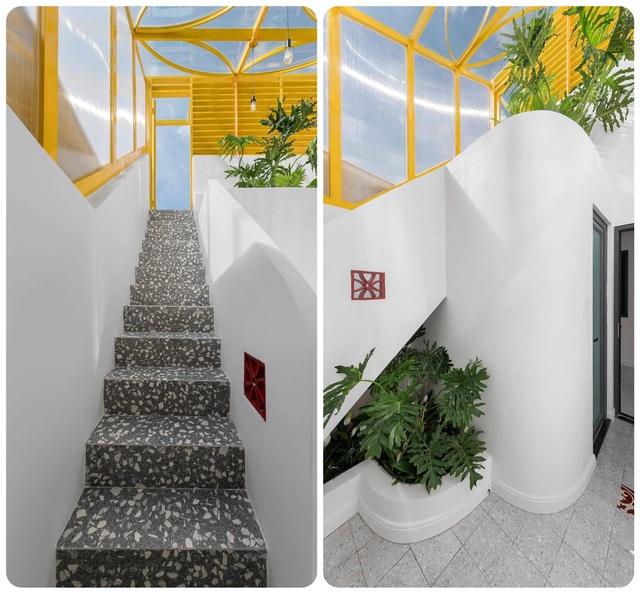 Nhà 50 tuổi cũ kỹ lột xác thành không gian sống vạn người mê ở Sài Gòn - 11