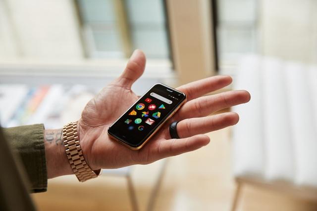 6 mẫu smartphone độc lạ từng được giới thiệu - 4