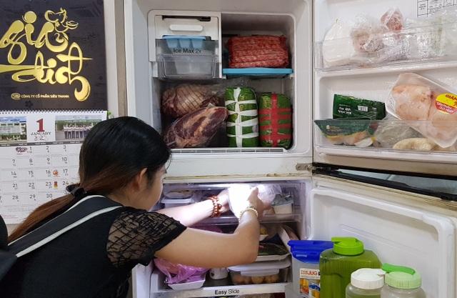Trữ thực phẩm trong dịp Tết đừng nên tham lam - 3