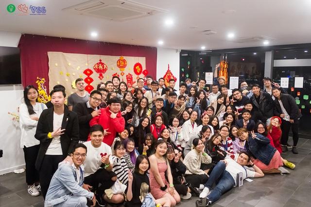 Du học sinh Việt tại Úc đón lễ hội Tết sum vầy, ấm cúng - 1