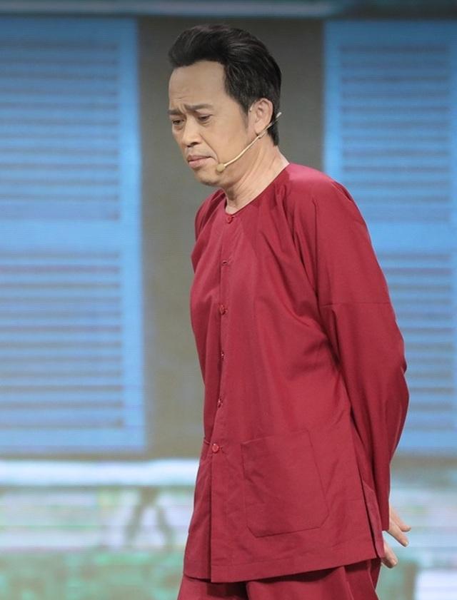 Hoài Linh gây bất ngờ khi hóa rapper Binz cực chất - 1