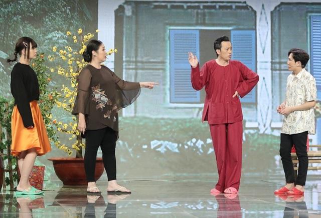 Hoài Linh gây bất ngờ khi hóa rapper Binz cực chất - 4