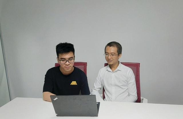 Chàng sinh viên công nghệ với khát vọng áp dụng thuật toán vào cuộc sống - 2