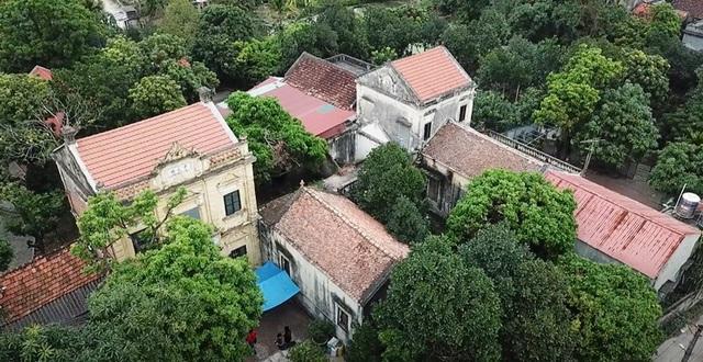 Những ngôi biệt thự kiến trúc Pháp gần 100 năm tuổi ở làng lụa Á hậu - 5
