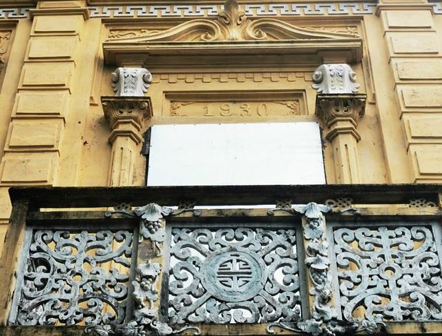 Những ngôi biệt thự kiến trúc Pháp gần 100 năm tuổi ở làng lụa Á hậu - 4