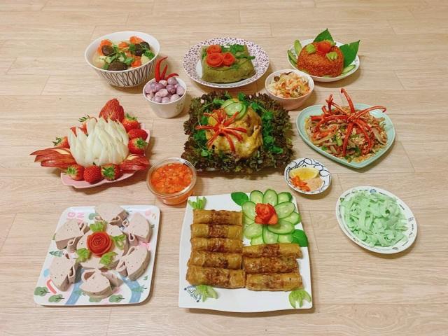 Du học sinh Việt đón ngày đầu năm mới giản dị tại nhà vì… không đi đâu được - 5