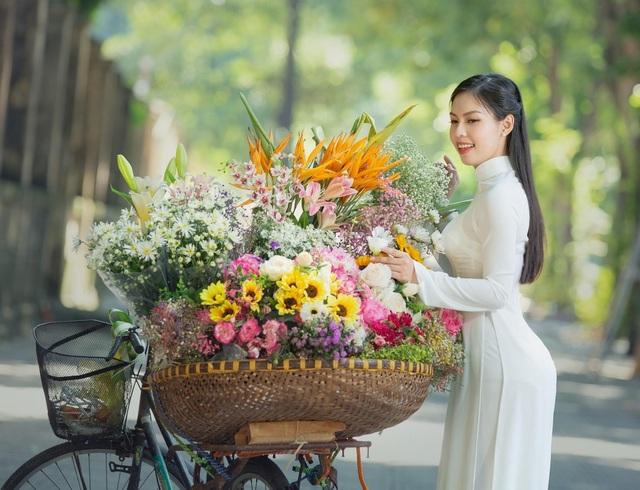 Á khôi Đặng Huỳnh Như: Giữ văn hóa Tết là điều quan trọng - 4