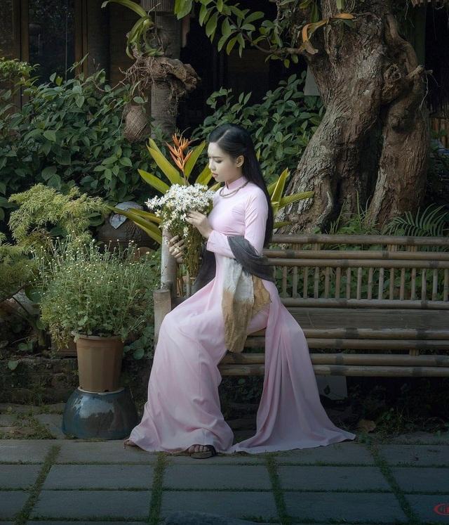 Á khôi Đặng Huỳnh Như: Giữ văn hóa Tết là điều quan trọng - 7