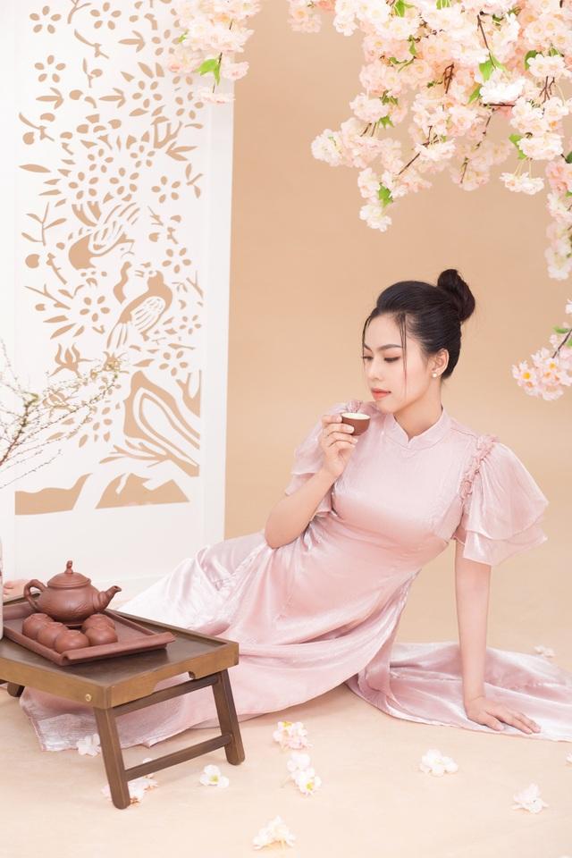 Á khôi Đặng Huỳnh Như: Giữ văn hóa Tết là điều quan trọng - 9