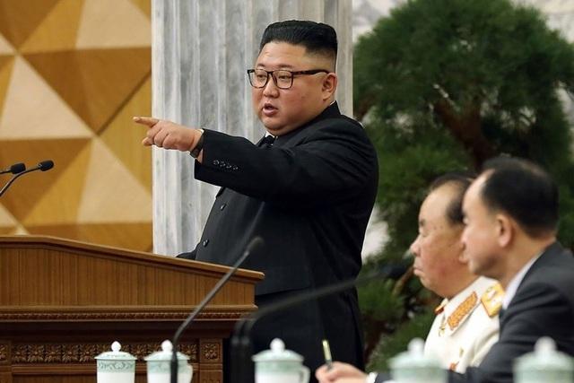 Ông Kim Jong-un nổi giận, cách chức quan chức cấp cao mới bổ nhiệm 1 tháng - 1