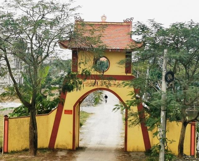 Những ngôi biệt thự kiến trúc Pháp gần 100 năm tuổi ở làng lụa Á hậu - 1