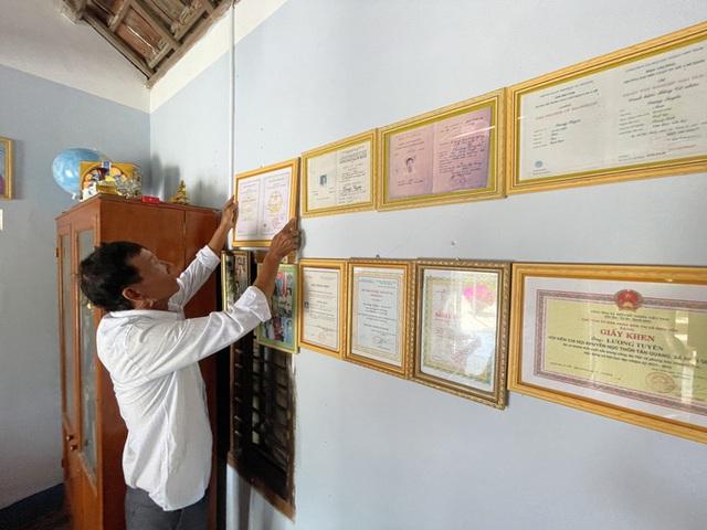 Lão nông 74 tuổi quyết lấy bằng tiến sĩ - 2