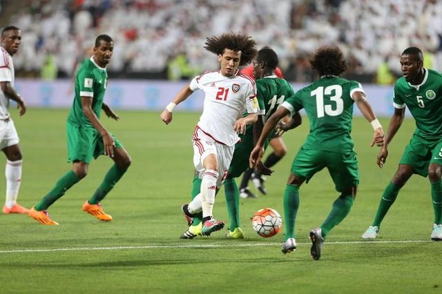 UAE tham vọng soán ngôi đầu của đội tuyển Việt Nam - 2