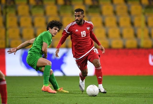 UAE tham vọng soán ngôi đầu của đội tuyển Việt Nam - 1