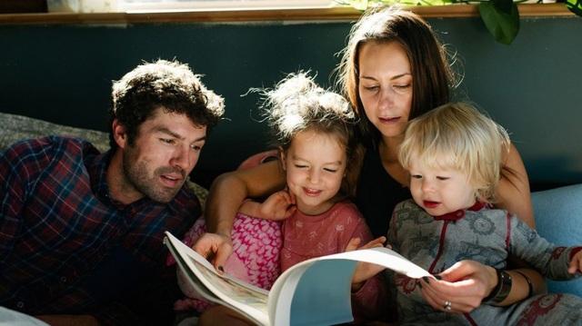 Để trở thành cha mẹ tốt cần nhớ 5 điều này - 1