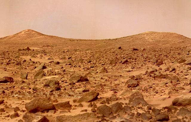 Vệ tinh phát hiện ra hiện tượng lạ chưa từng có trên sao Hỏa - 1