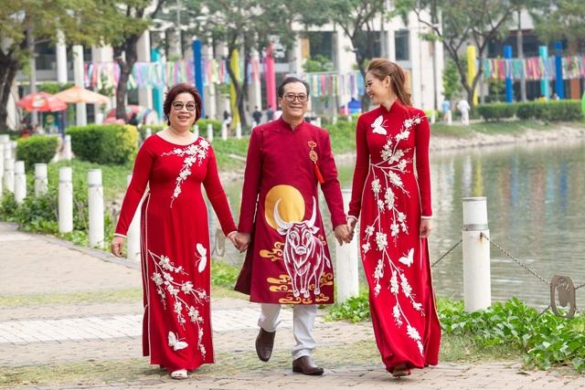 Sao Việt đi đâu, làm gì trong ngày đầu năm Tân Sửu? - 7